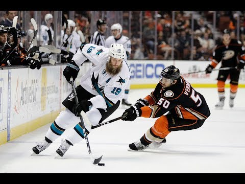 Top NHL Pick San Jose Sharks vs Anaheim Ducks Stanley Cup Playoffs 4/12/18 Hockey