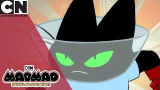 MaoMao: Heroes of Pure Heart | Hospital War! | Cartoon Network UK