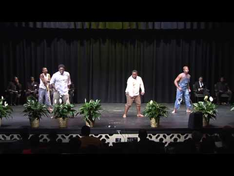 Men's Day Assembly Featuring T J  Holmes - YouTube