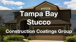 Tampa Stucco Contractor - 813-888-5333 - Stucco Repair, Painting and More