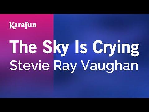 Karaoke The Sky Is Crying - Stevie Ray Vaughan *