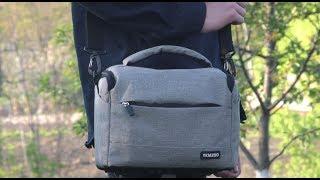 топ сумка для фотоаппарата, камеры через плечо с Алиэкспресс
