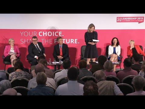 Labour deputy leadership hustings - Stevenage