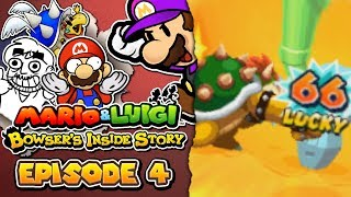 "Mario & Luigi: Bowser's Inside Story 3DS [4] ""One Punch Bowser"""
