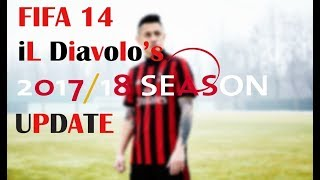 Update For FIFA 14 By IL Diavolo