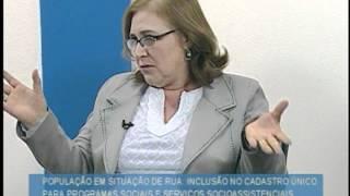TeleconferцЄncia debate inclusцёo da populaц§цёo de rua em Serviц§os Socioassistenciais   Parte 12