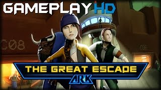 AR-K: The Great Escape Gameplay (PC HD) [1080p]