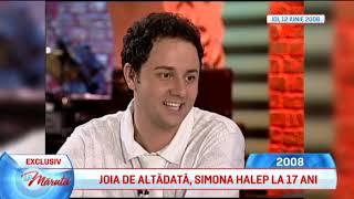 Joia de altadata, Simona Halep la 17 ani