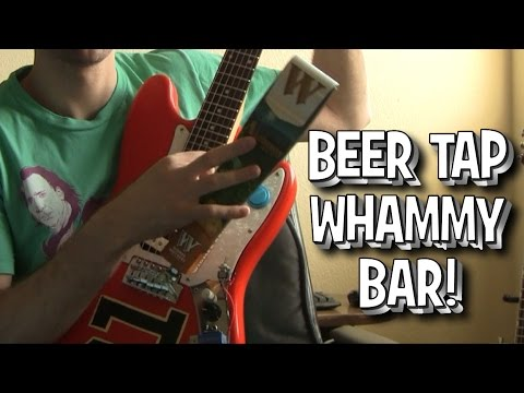 Beer Tap Handle Guitar Tremolo Arms Custom Whammy Bars