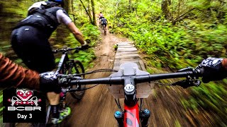 Trying hard not to embarrass myself | BC Bike Race 2019 - Day 3