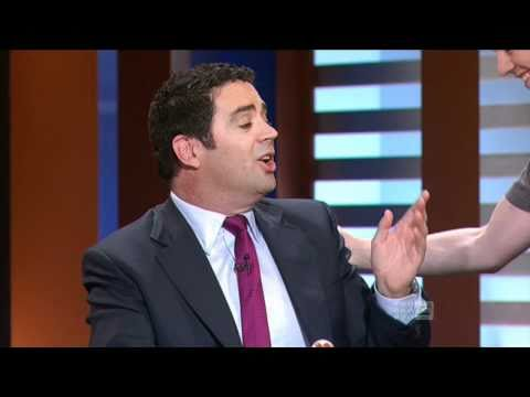 The Footy Show (AFL): Coleslaw is dumped on Garry Lyon