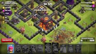 Normal Attacks to EPIC Fails - Clash of Clans - BrickJamal Videos