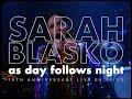 Capture de la vidéo Sarah Blasko - As Day Follows Night Live Stream - Trailer
