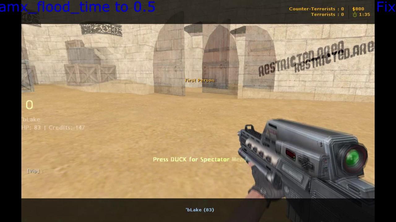 counter strike 1.6 server-fix