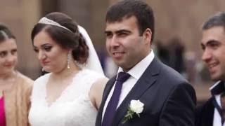 Roberto Film Аршалуис & Армине 05 09 2015  Клип в день свадьбы .