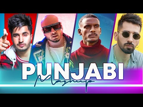 PUNJABI MASHUP 2021   Best Punjabi Pop Songs Mashup 2021   New 2021 Punjabi Love Mashup