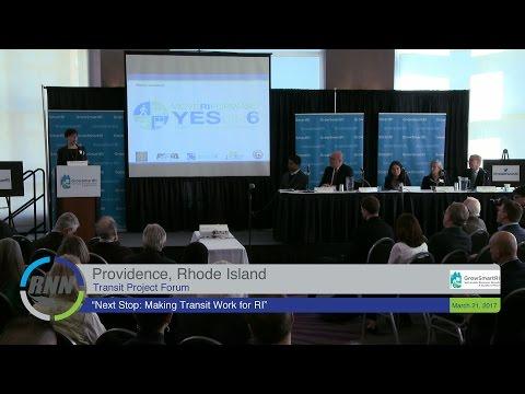Rhode Island Transit Forum 2017