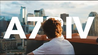 Sony A7RIV Cinematic Footage