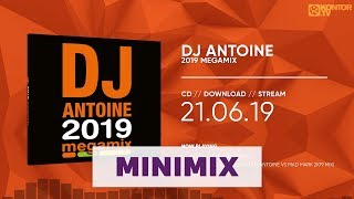 DJ Antoine 2019 Megamix (Minimix HD)