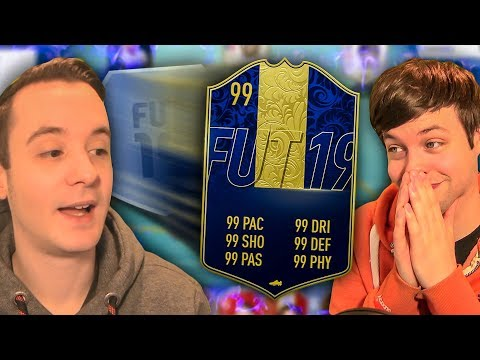 I OFFICIALLY HAVE HIM IN MY TEAM, HE'S INSANE!!! - FIFA 19 ULTIMATE TEAM PACK OPENING
