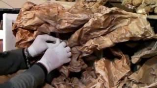 Como hacer una cueva o montaña con papel - HOW TO MAKE A CAVE OR MOUNTAIN WITH PAPER