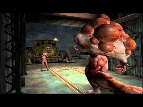 """Resident Evil Outbreak Boss 1 """"G"""""""