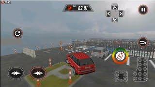 Cruiser Car Stunts - Dragon Road Driving Simulator - Android Gameplay FHD screenshot 2
