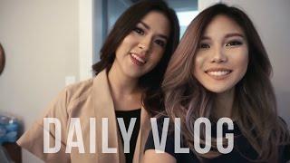 Video VLOG #13 ▸ KERJA BARENG KAK RAISA! (Bahasa Indonesia) download MP3, 3GP, MP4, WEBM, AVI, FLV Agustus 2017