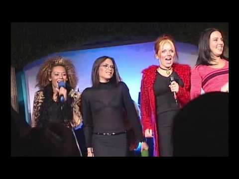 Spice Girls Polaroid 'Winner's party' long version 1997
