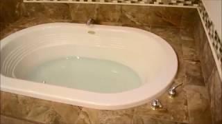 Tiling Shower and Tub in Master Ensuite