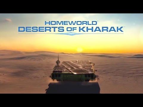 Homeworld: Deserts of Kharak Primary Anomaly Cinematic Trailer