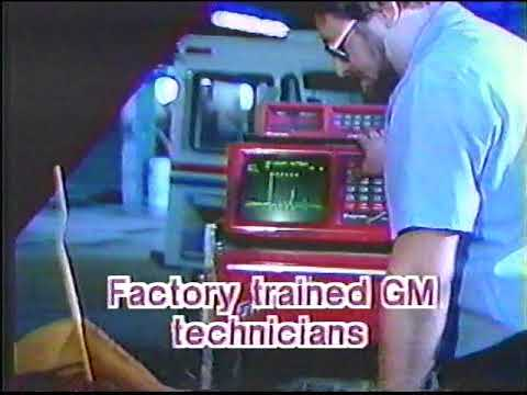 Lowry Chevrolet Paris Texas Commercial From 1988