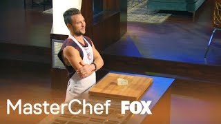 "MASTERCHEF | Single Ingredient Mystery Box from ""Return Of The Champions 
