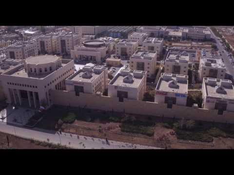 King Hussein Business Park - The Pulse of Business