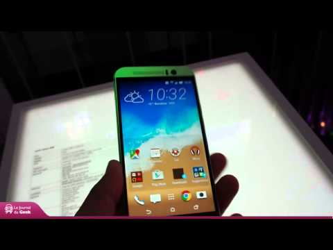 MWC 2015 : Preview HTC One M9