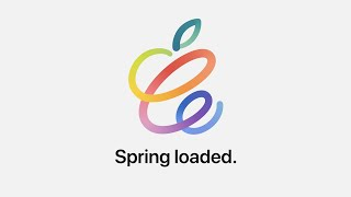 Apple Event - April 20