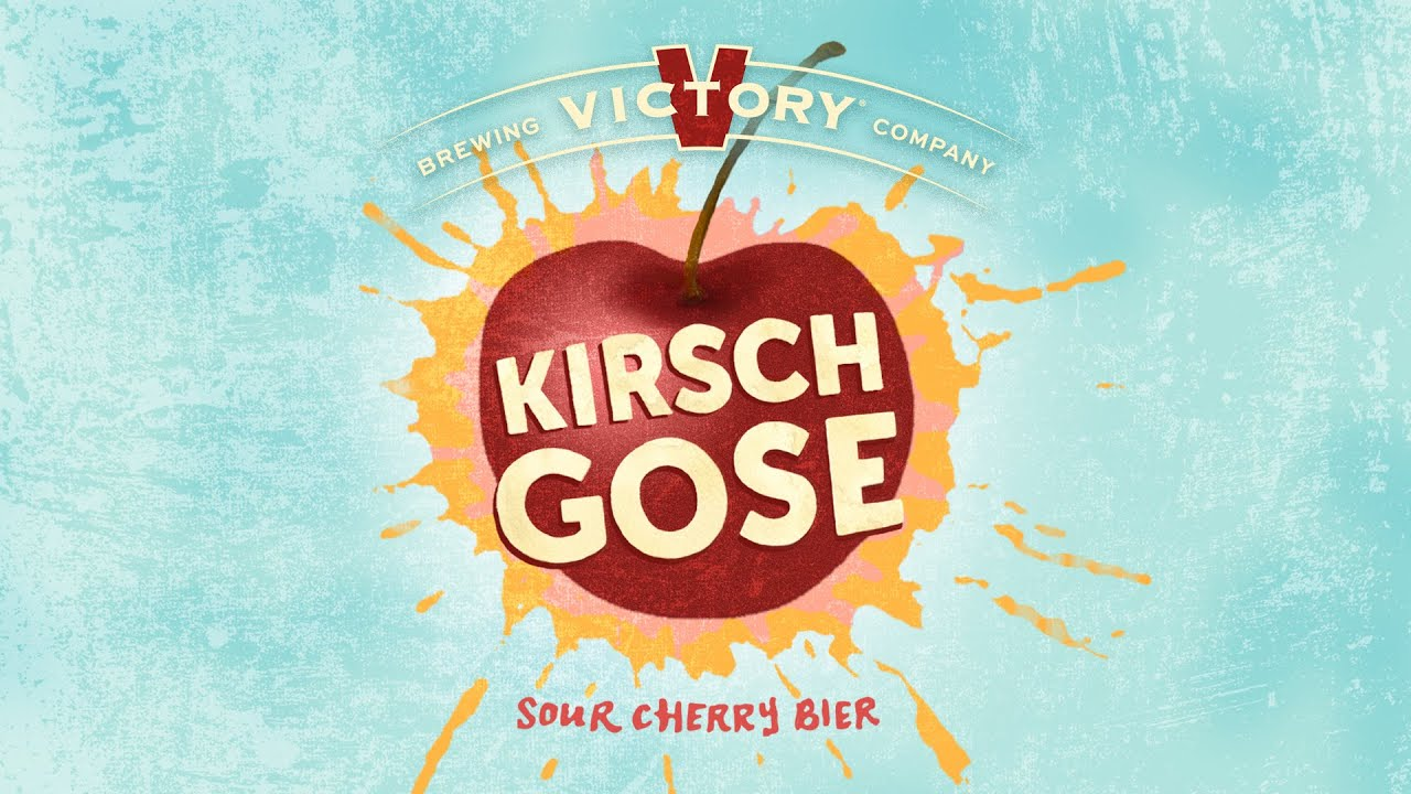 Image result for victory kirsch gose