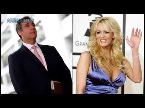 Trump rep, former porn star deny 'hush money' claims