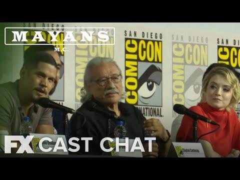 Mayans M.C. | Season 2: Prospect Life Cast Chat | FX