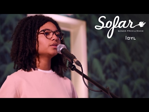 Idyl- Lost on you (LP Cover) | Sofar Liège