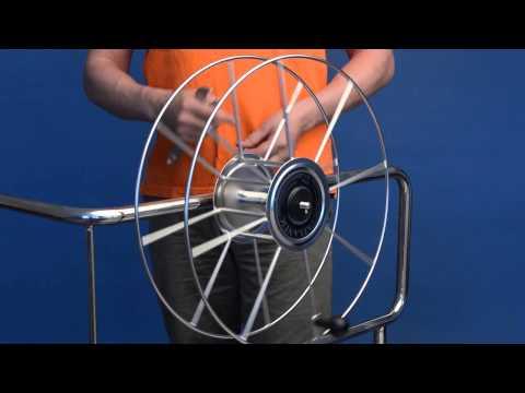 Assembling instructions for Atlantic-spools