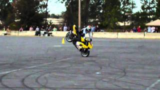 Brian Bubash Longest Endo StuntWars 2011