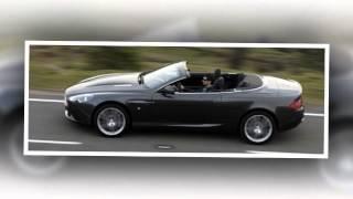 Обзор Aston Martin DB9 Volante Астон Мартин ДБ9 Волант кабриолет