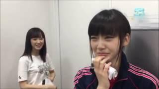 【NGT48 北原キャップ生誕祭前の舞台裏~メンバーの寄せ書き】20160625