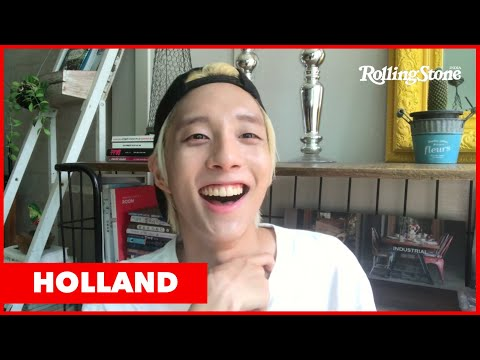 Holland Answers Fan Questions About Love, Life, BTS and Being LGBTQ+