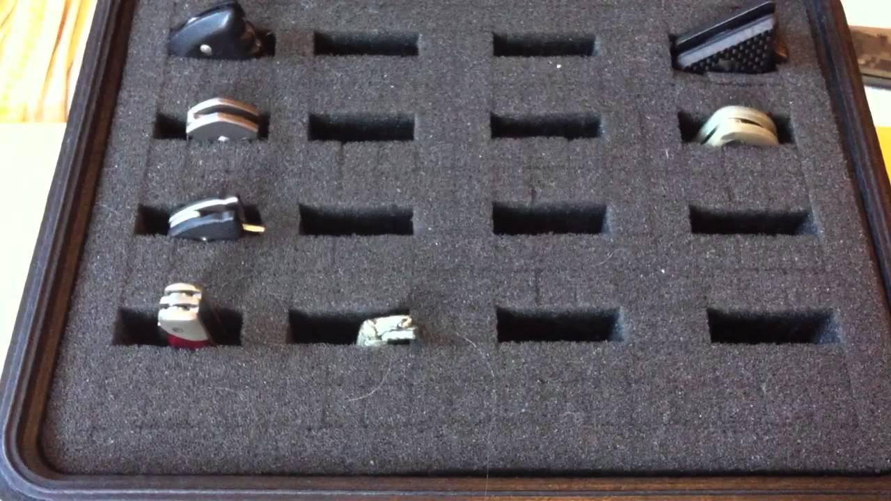 Pelican Case Knife Storage Youtube