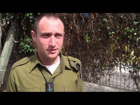 Aaron Finkelstein , Givati Brigade