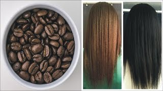 How to Dye Your Hair With Coffee Naturally WOW Hair Color DIY
