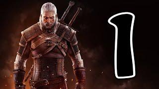 Ведьмак 3: Дикая охота The Witcher 3: Wild Hunt Прохождение На Русском Часть 1 Каэр Морхен Йеннифер