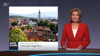 BR Television (bavarian TV - new Rundschau - new Rundschaustudio [Comparison]